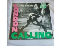 The Clash London Calling 1979 First Release