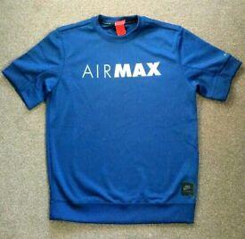 Nike Air Heavy Woven T-Shirt
