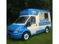 2003 ice cream van 12 months mot