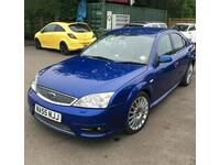 Ford Mondeo si 220