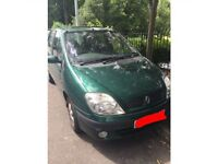 Renault Megan scenic - open to offers