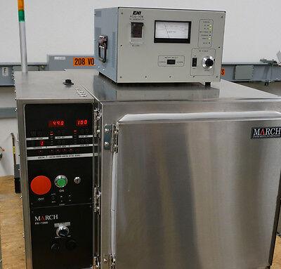 March Px1000 Plasma Asher With Eni Acg-10b 1000w Rf Generator