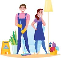 Dynamic Duo Cleaning Services