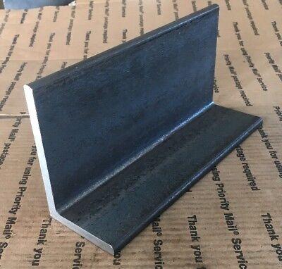 Steel L Angle Iron 3 X 5 X 10 Long 38 Thick Heavy Duty Bracing Bracket Weld
