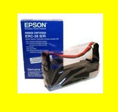 5x originales Farbband EPSON  TM-U220A/U220B/U220D U210A/U210B * ERC-38 B/R