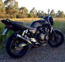 2013 Honda CB400 Quakers Hill Blacktown Area Preview