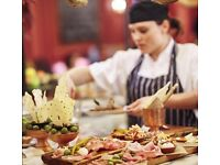 Chef de Partie - Jamie's Italian, London - Up to £10.50 per hour