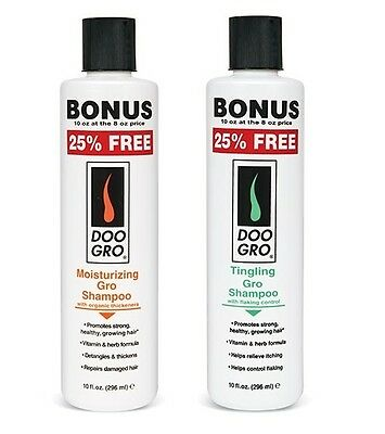 Doo Gro Moisturizing Shampoo (Doo Gro Moisturising Tingling Gro Shampoo Gentle Intense Cleansing Shampoo UK)