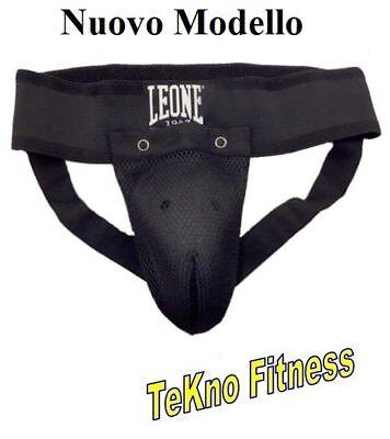 CONCHIGLIA UOMO LEONE SPORT PR321 PROTEZIONE BOXE THAY KICK MMA