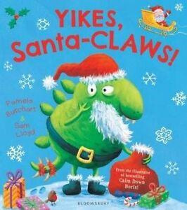 Yikes, Santa-CLAWS!, Butchart, Pamela, New Book