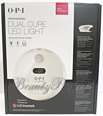 OPI Professional Dual Cure LED Light GL902 GelColor Gel Lamp Dryer - New 2017