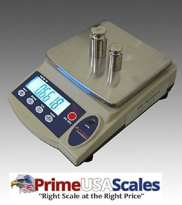 3000 G X 0.1 G Optima Scale Oph-t3001 Precision Digital Laboratory Jewelry