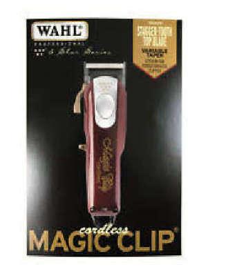 Wahl Professional 5 Star Cord Cordless Magic Clip  8148