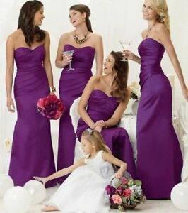 SATIN-FLOORLENGTH-BRIDESMAID-DRESS-PLUSSIZE-6-8-10-12-14-16-18-20-22-24-26-28-30