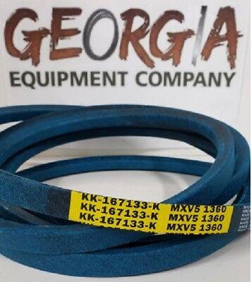 Oem Spec Belt King Kutter County Line 167133 5 Finishing Mower Made W Kevlar