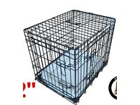 Extra large dog crate/cage/carrier