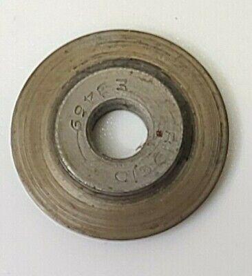 Ridgid No. 33185 E3469 Tubing Cutter Wheel