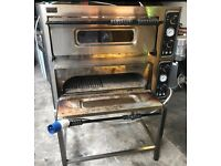 used electric pizza oven
