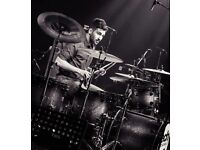 DRUM LESSONS – EXPERIENCED TUTOR from £15