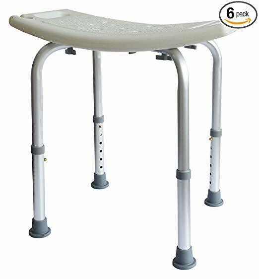 BalanceFrom Adjustable Height Bath Shower Tub Bench Chair