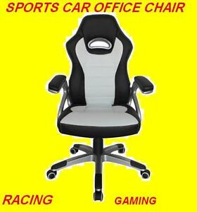 RACECAR -STYLE OFFICE CHAIR RED BLACK AND YELLOW $149.99 ONLY Oakville / Halton Region Toronto (GTA) image 5