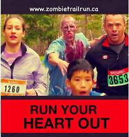 3rd Annual 5km Zombie Trail Run