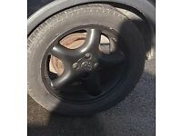 Vauxhall corsa 1.2 sxi black for braking part