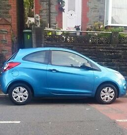 59 plate. Ford KA. Very low mileage. Reduced.