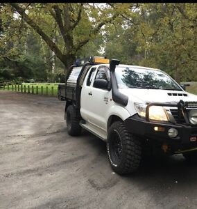 Hilux space cab steps Ferntree Gully Knox Area Preview
