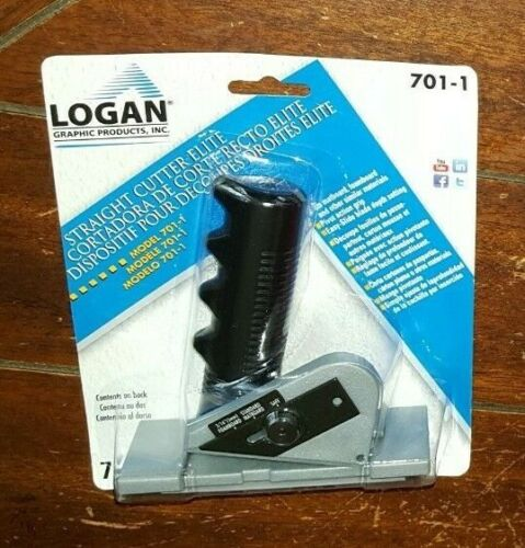 Logan 7pc. Straight Cutter Elite - Model #701-1