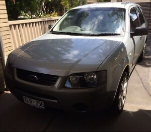 7 seater Ford territory 2006 North Haven Port Adelaide Area Preview