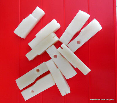 10 Nylon Filler Blocks For Hobart 5700 5701 5801 6801 6614 Ref. 291658