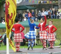Highland Dance Lessons