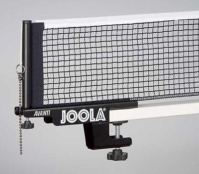 JOOLA Avanti Tischtennisnetz Tischtennis Netz Metallgarnitur (31009) - NEUWARE