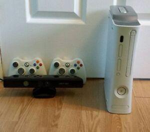XBOX 360 @ Kinect et 25 jeux