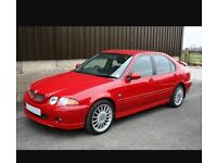 Mg zs 1.6 16v twincam injection. Mot just ran out May. Car hasn't moved not much needed for test