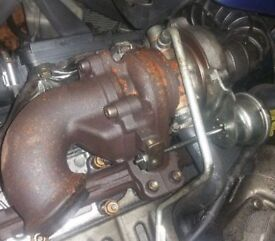 Peugeot 206 1.4 Hdi Turbo Charger (2005)