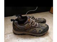 Mens Sedona Gtx Loden/Carbon walking shoe size 10.