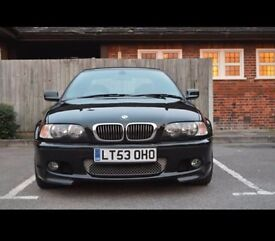 BMW 330ci - MSport - Red Leather - Automatic - 53 plate - 99k Mileage