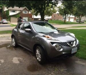 2015 Nissan Juke rare manual transmission