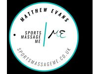 Professional Sports and Swedish massage based at either home, clinic or mobile service.