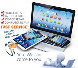 LAPTOP/ COMPUTER, IT SERVICES &  MOBILE PHONE REPAIRS in Milton