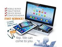 Professional Computer ,iPhone and iPad repairs,Bristol and surrounding areas