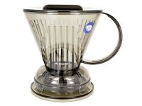Clever Pour Over Coffee Dripper (BPA Free)