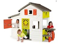 Smoby Friends House Large Playhouse (Good Condition!)