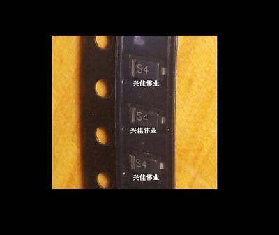 500pcs Schottky Diode 1n5819 B5819w S4 Silk Screen Sod123 Package 1206 Volume