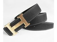 BRAND NEW TOP QUALITY LEATHER HERMES BELTS