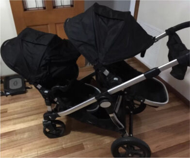 CITY SELECT Twin Pram Baby Jogger Brand