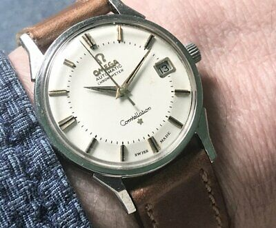 Omega Constellation Automatic Chronometer wristwatch 14902-62 1962 Ω561