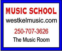 The Music Room Music School Westbank West Kelowna